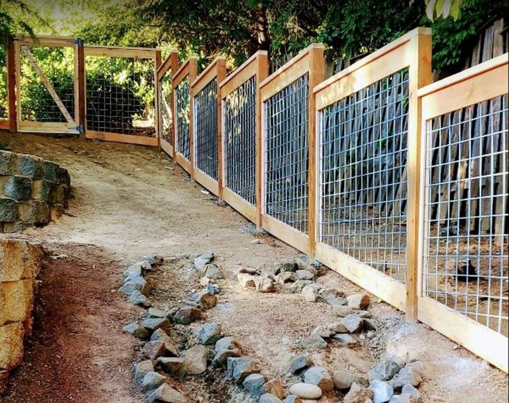 cedar fencing Tigard