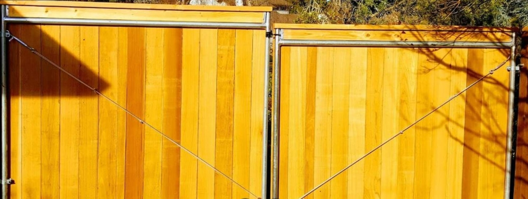 fence contractor Tigard